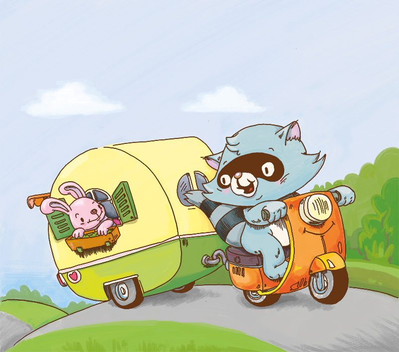 raccoon_caravan